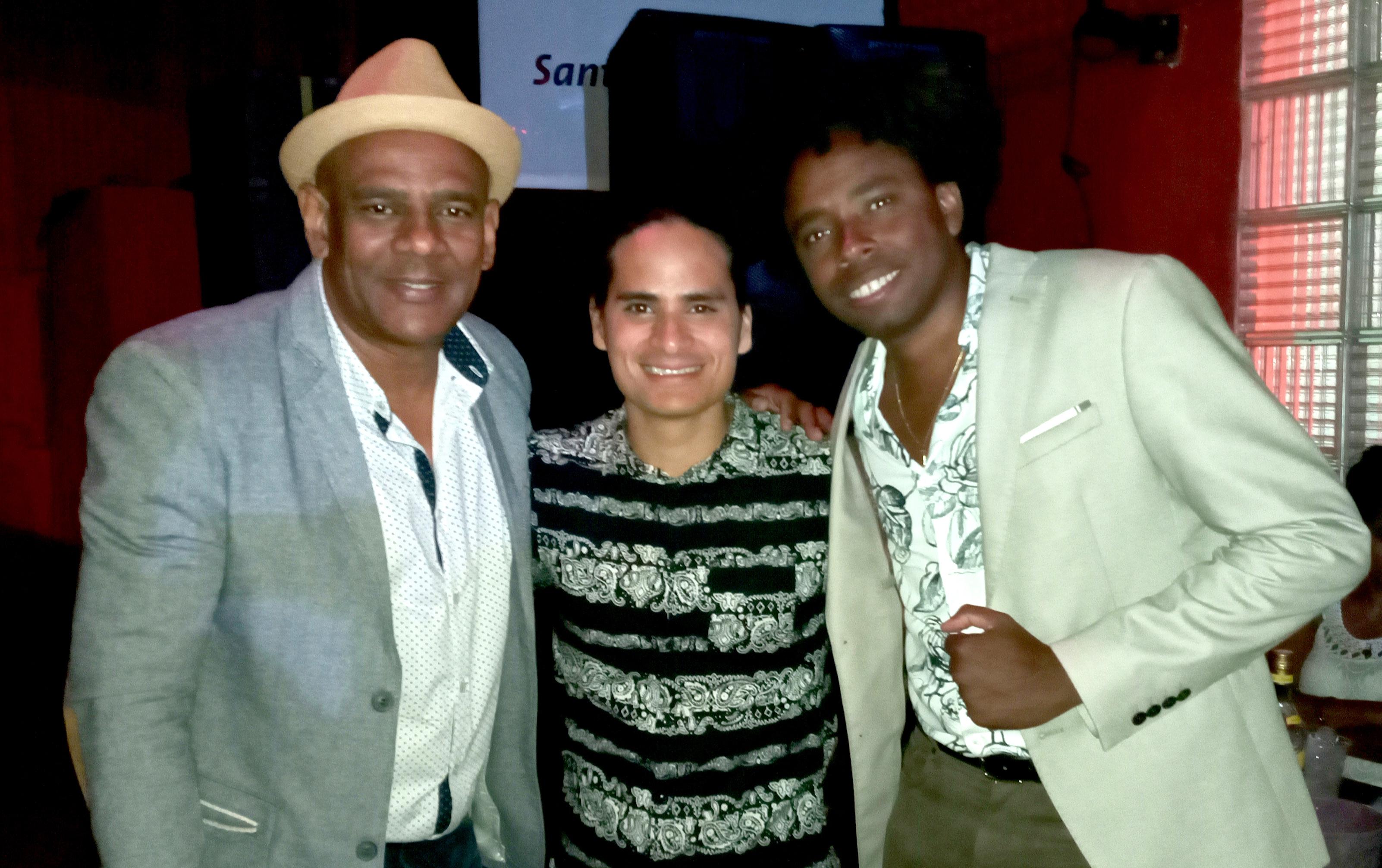 El Festival Jazz Namá propició nuestro encuentro con el destacado músicoAndy Rubal... ¡Enhorabuena!